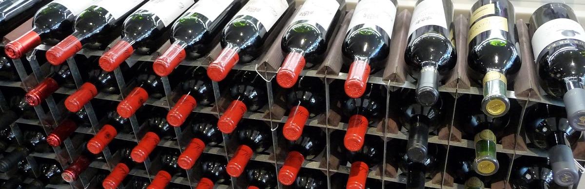 Noura : un large choix de vins du Liban.